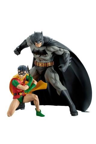Batman & Robin Two Pack Figure || Бэтмен и Робин. Набор из двух фигурок