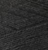 Пряжа Alize Bamboo Fine 60 (Черный)