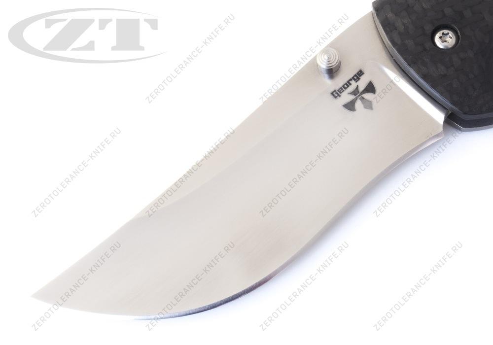 Нож Hydra XL Custom Les George - фотография