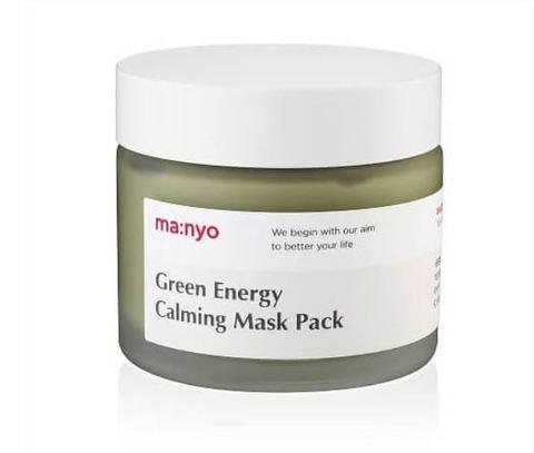GREEN ENERGY CALMING MASK PACK