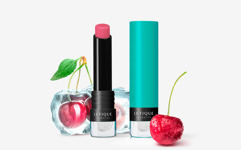 Бальзам для губ Letique Cosmetics Lip Butter Lip Volume  SPF15 Mint Cherry