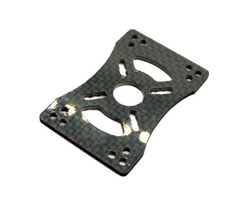 Мотормаунт карбоновый 59х37х2 мм