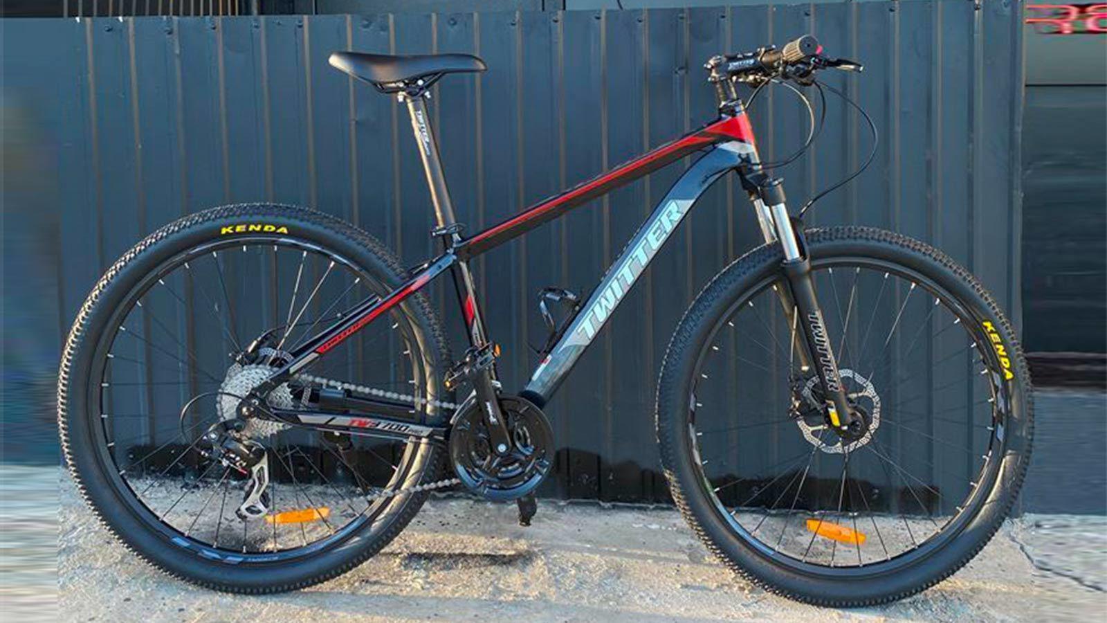 Велосипед горный TWITTER TW3700 27.5
