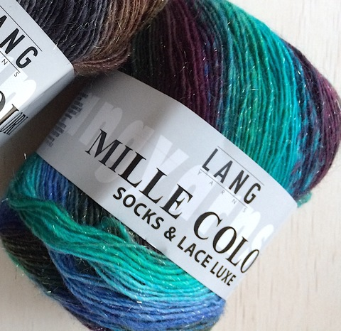 Mille Colori Socks & Lace Luxe 06