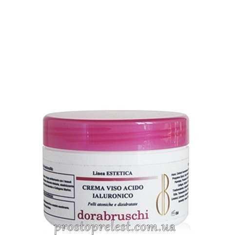 Dorabruschi acido ialuronico crema viso - Крем для лица с гиалуроновой кислотой