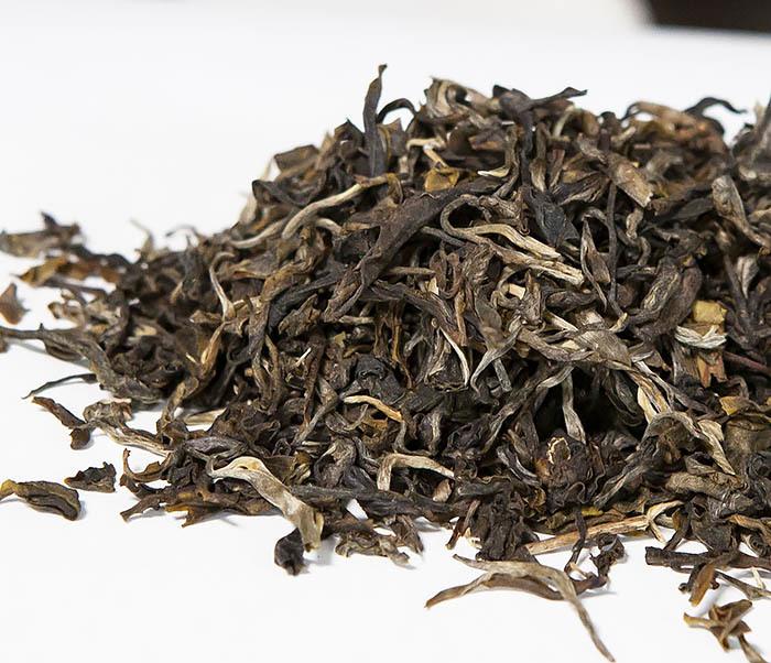 TEA-CH116 Китайский чай Шен Пуэр из Фэнцин «Мао Ча» (50 гр)
