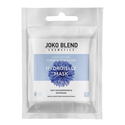 Маска гидрогелевая Cornflower Glow Joko Blend 20 г (1)