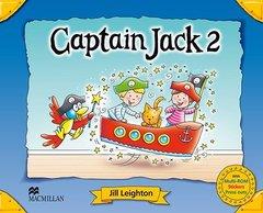 Captain Jack 2 Pupil's Book Pack