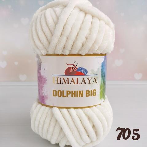 HIMALAYA DOLPHIN BIG 76705, Молочный