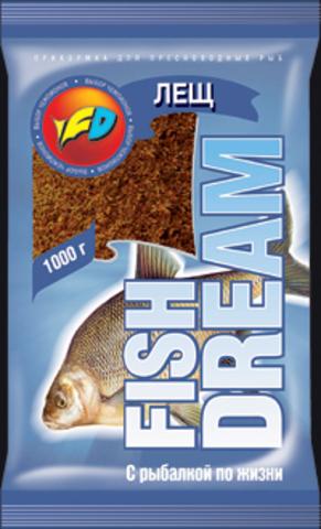 Прикормка Fish Dream (Фишдрим) Лещ