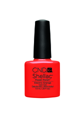 CND Shellac Electric Orange, 7,3 мл