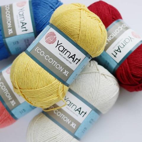 Eco Cotton XL (Yarn Art)