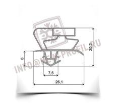 Уплотнитель для холодильника Sharp SJ K65M SL х.к 1050*730 мм (017)
