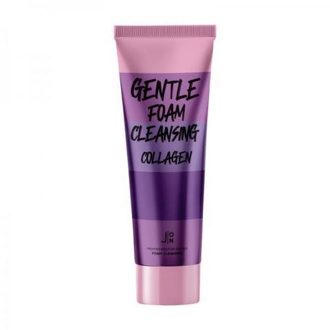 [J:ON] Пенка для умывания КОЛЛАГЕН Gentle Foam Cleansing Collagen, 100 мл