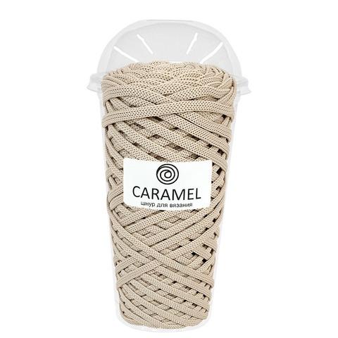 Полиэфирный шнур Caramel Крем брюле
