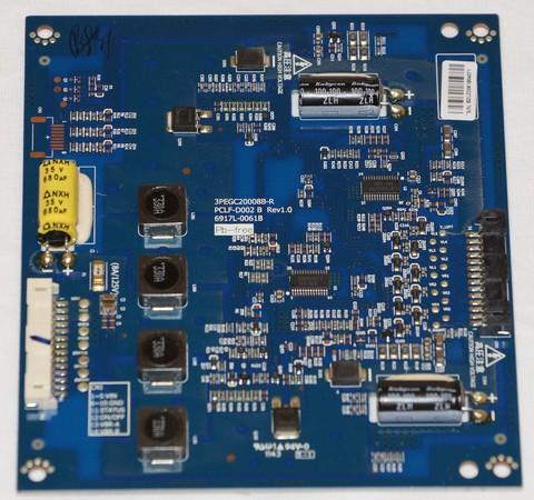 3PEGC20008B-R PCLF-D002 B REV1.0 6917L-0061B LED DRIVER телевизора LG