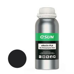 Фотография — Фотополимер ESUN eResin-PLA черный (1 л)