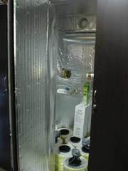 (200x200x80) Гроубокс (Growbox) для экзотических растений