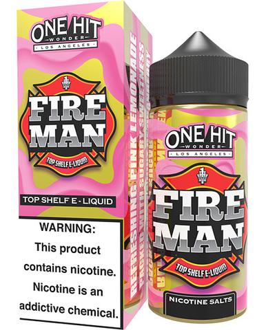 Жидкость One Hit Wonder 100 мл Fire Man
