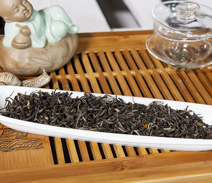 TEA-CH116 Китайский чай Шен Пуэр из Фэнцин «Мао Ча» (50 гр) фото 05
