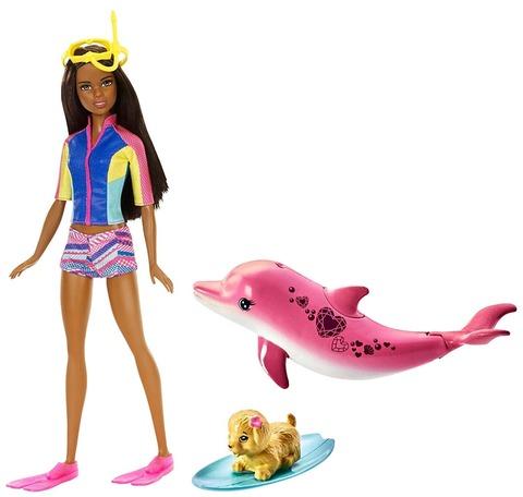 Кука Барби и Волшебные дельфины