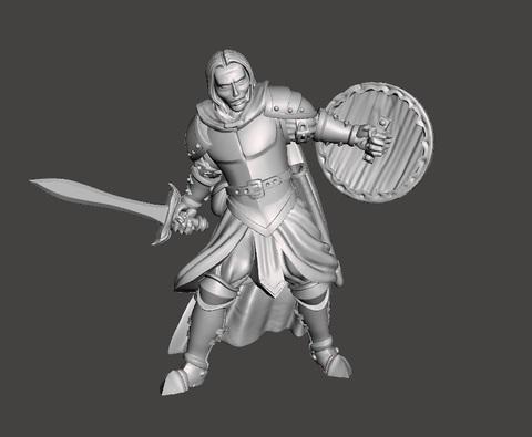 Воин (Warrior)