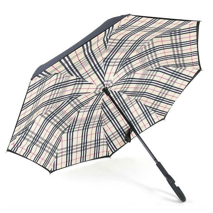 Обратный зонт ReU Scottish (арт.RU-5)