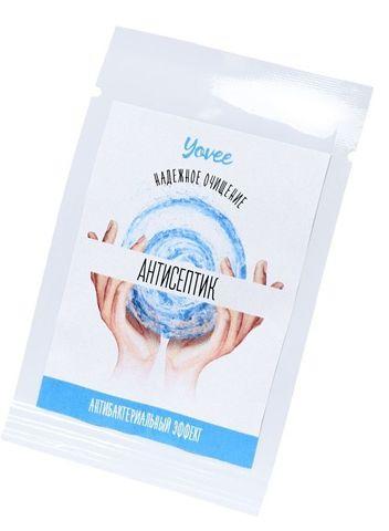 Антисептик для рук с антибактериальным эффектом