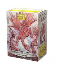 "Dragon Shield - Матовые протекторы ""Essence of Insanity"" (100 штук)"