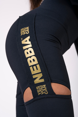 Женские леггинсы Nebbia Honey Bunny 820 black