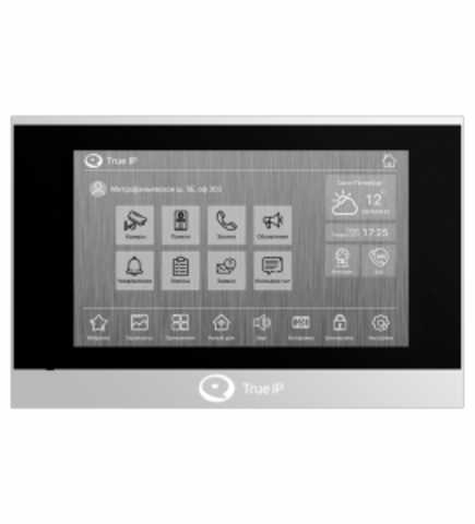Монитор IP-видеодомофона TI-4107A