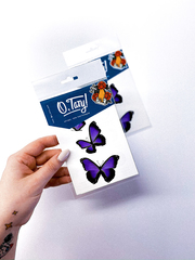 О, Тату! бабочки