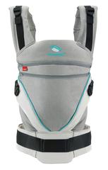 Слинг-рюкзак manduca XT grey-ocean (бирюзовый)