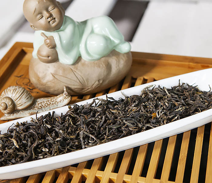 TEA-CH116 Китайский чай Шен Пуэр из Фэнцин «Мао Ча» (50 гр) фото 06