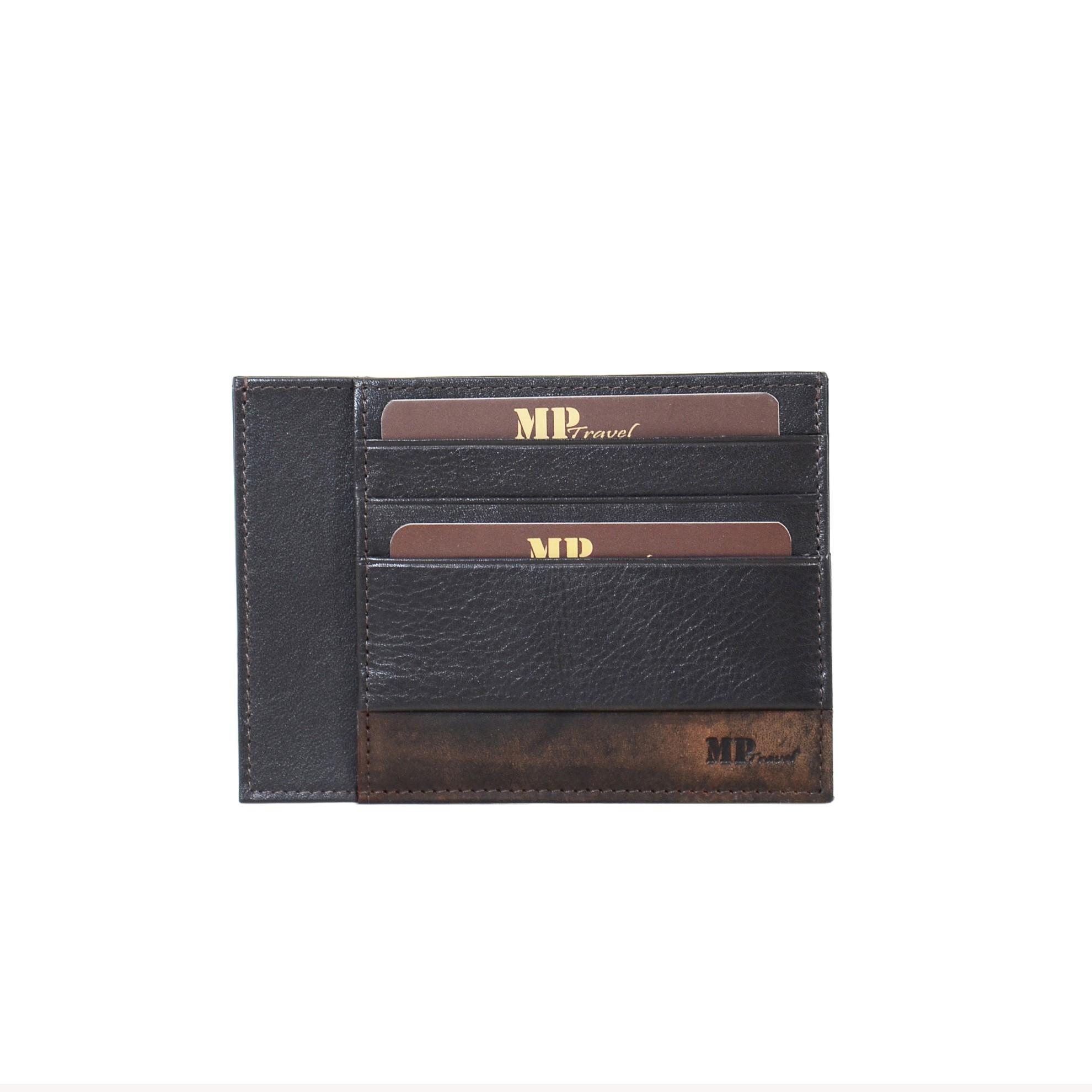 B123296 Castanho - Футляр для карт и документов MP