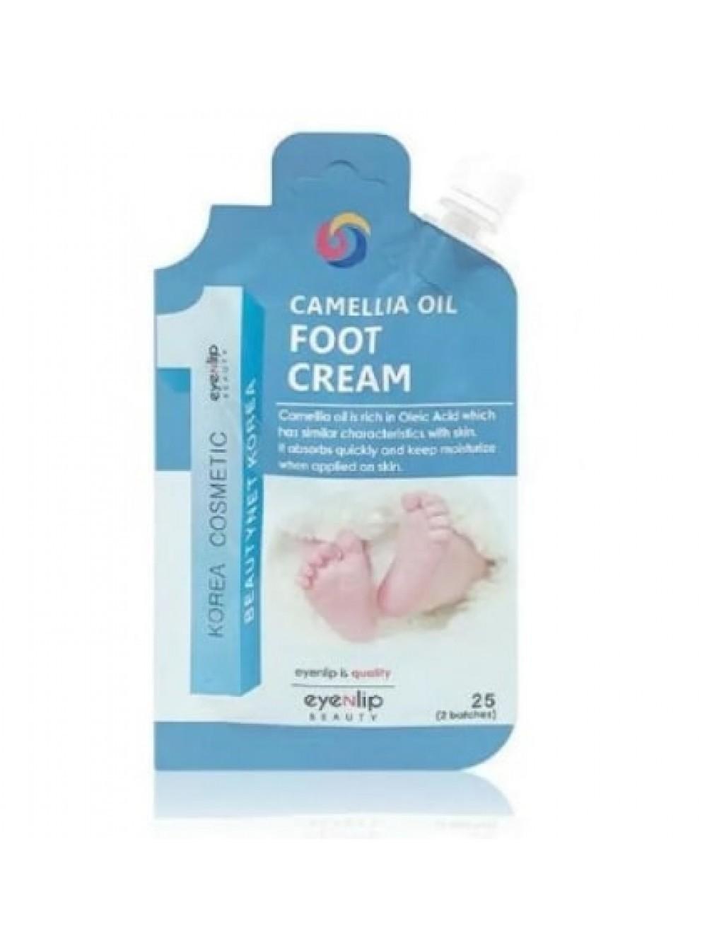 EYENLIP Крем для ног с маслом камелии EYENLIP CAMELLIA OIL FOOT CREAM 25 гр foot1-1000x1340.jpg