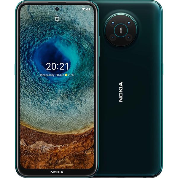 Nokia X10 Nokia X10 6/128Gb Green (Зеленый) green1.jpeg