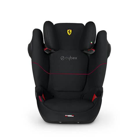 Автокресло Cybex Solution M-Fix SL FE Ferrari Victory Black