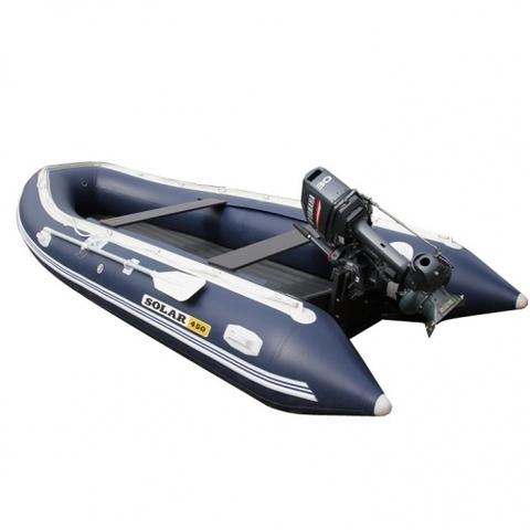 Лодка надувная моторная SOLAR 450 МК