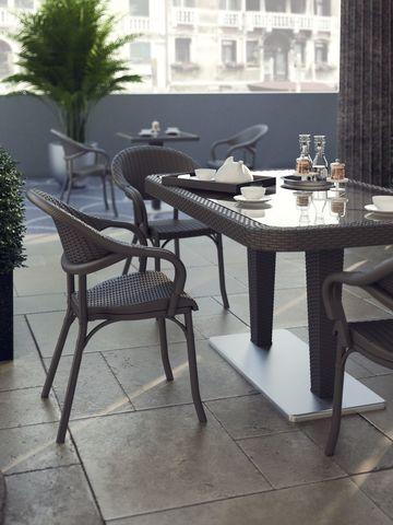 Кресло для уличных кафе