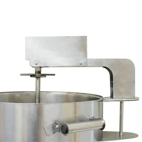 Пастеризатор молока для мини ферм - сыроварня с мешалкой Маджио, 40 литров