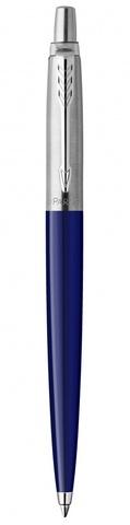 Шариковая ручка Parker Jotter ORIGINALS NAVY BLUE CT (2747C), стержень: Mblue В БЛИСТЕРЕ123