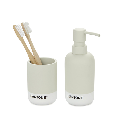 Набор для ванной комнаты Pantone серый