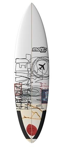 Серфборд Matta Shapes GRV - Gravy 6'5''