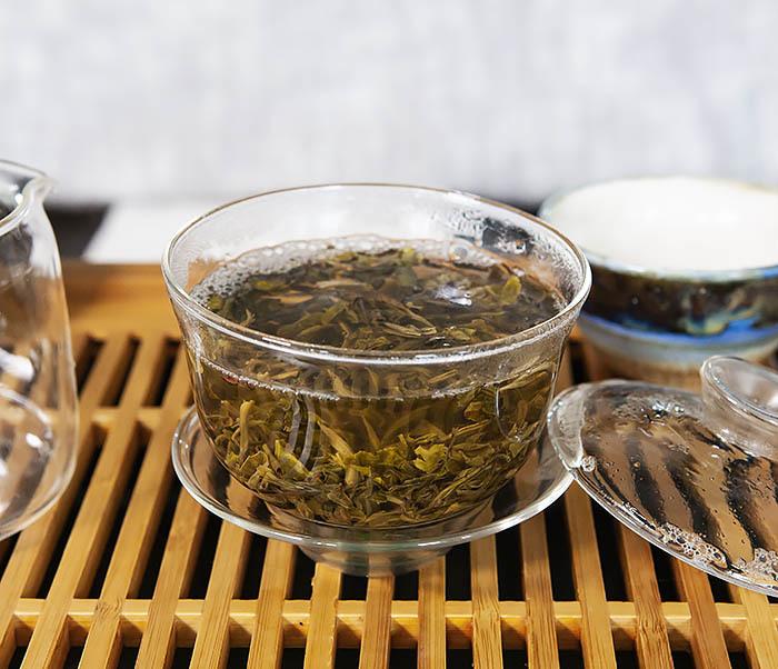 TEA-CH116 Китайский чай Шен Пуэр из Фэнцин «Мао Ча» (50 гр) фото 08