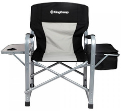 Кресло кемпинговое сталь Kingcamp Director Folding Chair (110Х53Х95)