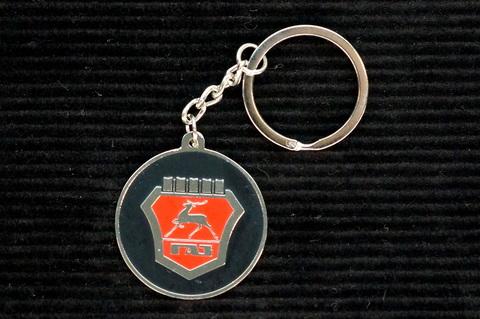 Брелок эмблема 5 башен ГАЗ 24, 2410, 3110, 3102, 31029