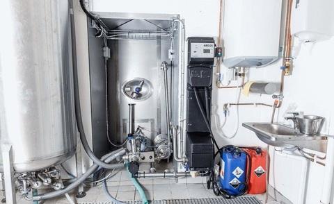 10 000 литров | Молочная комната