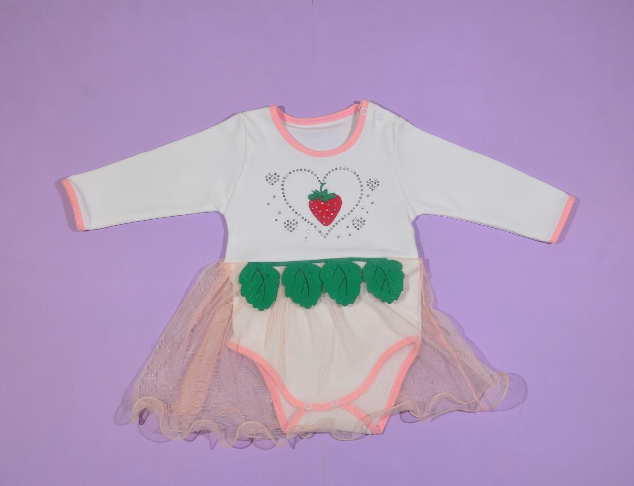 AD5510 боди ягодка юбка