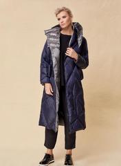 Пальто пуховое 1605